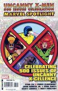 Marvel Spotlight Uncanny X-Men 500 Issues (2008) 1