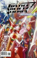 Justice Society of America (2006-2011 3rd Series) Annual 1