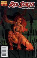 Red Sonja (2005 Dynamite) 36A