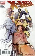 X-Men Odd Men Out (2008) 1