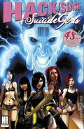 Hack Slash Annual Suicide Girls (2008) 1A