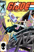 GI Joe (1982 Marvel) Mark Jewelers 27MJ