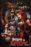 Grimm Fairy Tales Return to Wonderland HC (2008 Zenescope) 1st Edition 1A-1ST