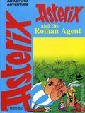 Asterix and the Roman Agent GN (1972 Dargaud Edition) 1-REP