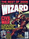Wizard the Comics Magazine (1991) 183AU