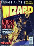 Wizard the Comics Magazine (1991) 185CU