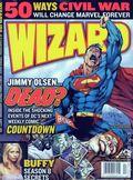 Wizard the Comics Magazine (1991) 186CU