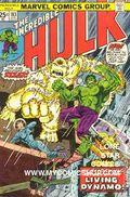 Incredible Hulk (1962-1999 1st Series) Mark Jewelers 183MJ