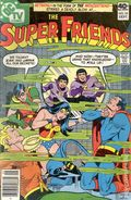 Super Friends (1976 DC 1st Series) Mark Jewelers 24MJ