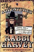 Adventures of Rabbi Harvey GN (2006) 1-1ST