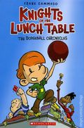 Knights of the Lunch Table GN (2008 Scholastic) 1-1ST