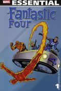 Essential Fantastic Four TPB (2008-2011 Marvel) 3rd Edition 1-1ST