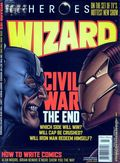Wizard the Comics Magazine (1991) 185AU
