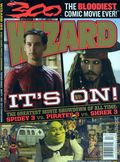 Wizard the Comics Magazine (1991) 186BU