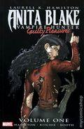 Anita Blake Vampire Hunter Guilty Pleasures TPB (2008 Marvel) 1-1ST
