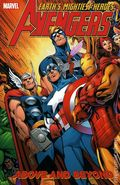 Avengers Above and Beyond TPB (2005 Marvel) 1-1ST