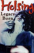 Helsing Legacy Born TPB (2008 Transfuzion) 1st Edition 1-1ST