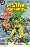 All Star Squadron (1981) Mark Jewelers 23MJ