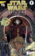 Star Wars Episode 1 Phantom Menace (1999) Wizard 1/2 1B