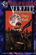 Vampire The Masquerade Theo Bell GN (2001 Moonstone) World of Darkness 1-1ST