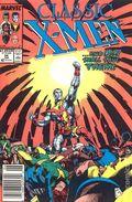 X-Men Classic (1986-1995 Marvel) Classic X-Men Mark Jewelers 34MJ