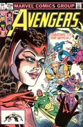 Avengers (1963 1st Series) Mark Jewelers 234MJ