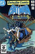 Detective Comics (1937 1st Series) Mark Jewelers 530MJ