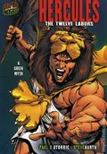 Graphic Universe: Hercules The Twelve Labors GN (2007 Lerner) A Greek Myth 1-REP