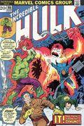 Incredible Hulk (1962-1999 1st Series) Mark Jewelers 166MJ