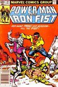 Power Man and Iron Fist (1972) Mark Jewelers 97MJ
