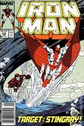 Iron Man (1968 1st Series) Mark Jewelers 226MJ