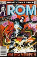 Rom (1979-1986 Marvel) Mark Jewelers 46MJ