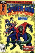 Spectacular Spider-Man (1976 1st Series) Mark Jewelers 40MJ
