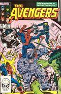 Avengers (1963 1st Series) Mark Jewelers 237MJ