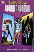 Diana Prince Wonder Woman TPB (2008 DC) 2-1ST
