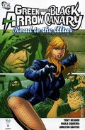 Green Arrow/Black Canary Road to the Altar TPB (2008) 1-1ST