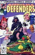 Defenders (1972 1st Series) Mark Jewelers 123MJ