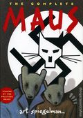 Complete Maus A Survivor's Tale HC (1996 Raw/Pantheon) 1-REP