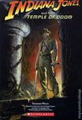 Indiana Jones and the Temple of Doom SC (2008 Scholastic Novel) 1-REP