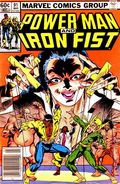 Power Man and Iron Fist (1972) Mark Jewelers 91MJ