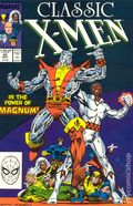 X-Men Classic (1986-1995 Marvel) Classic X-Men Mark Jewelers 25MJ
