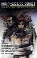 Humanoids DC Comics Preview (2004) 1