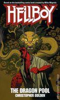 Hellboy The Dragon Pool PB (2007 Novel) 1-1ST