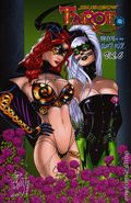 Tarot Witch of the Black Rose TPB (2003-2013 BroadSword) 6A-1ST