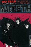 No Fear Shakespeare Macbeth GN (2008) 1-1ST