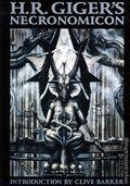 H.R. Giger's Necronomicon HC (1991-1992 Morpheus Fine Art) 1-REP