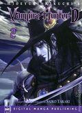 Vampire Hunter D GN (2007-2009 DMP) By Hideyuki Kikuchi 2-1ST