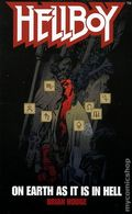 Hellboy On Earth as it is in Hell PB (2005 Pocket Star Novel) 1-1ST