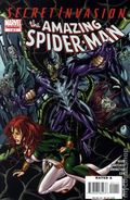Secret Invasion Amazing Spider-Man (2008) 1