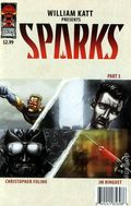 Sparks (2008 Catastrophic Comics) 3